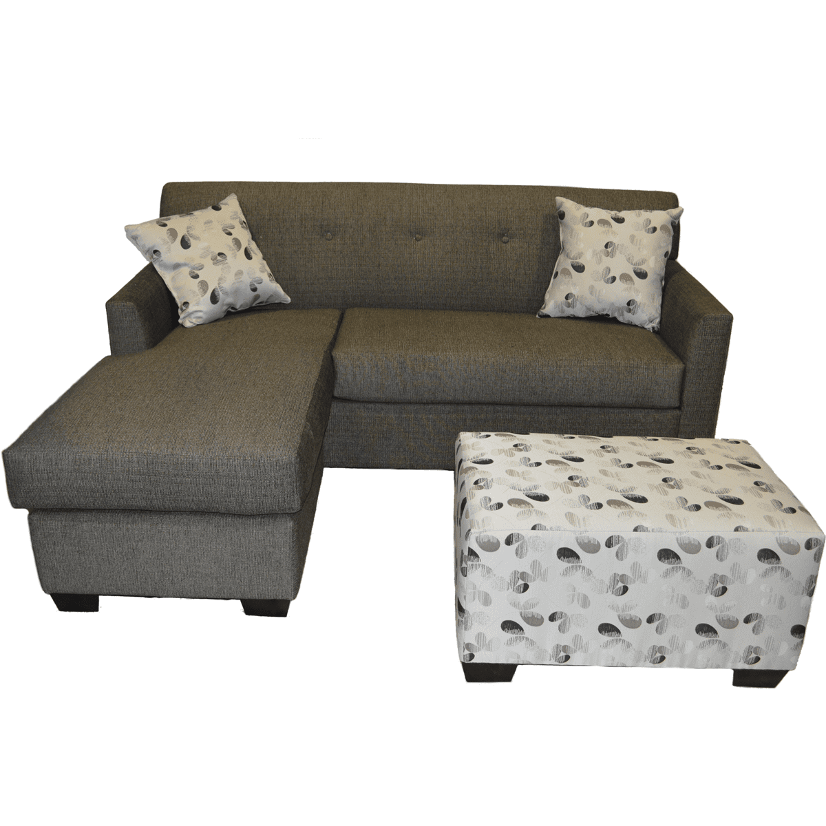2047 Model Custom Made Sectional Sofa Condo Love
