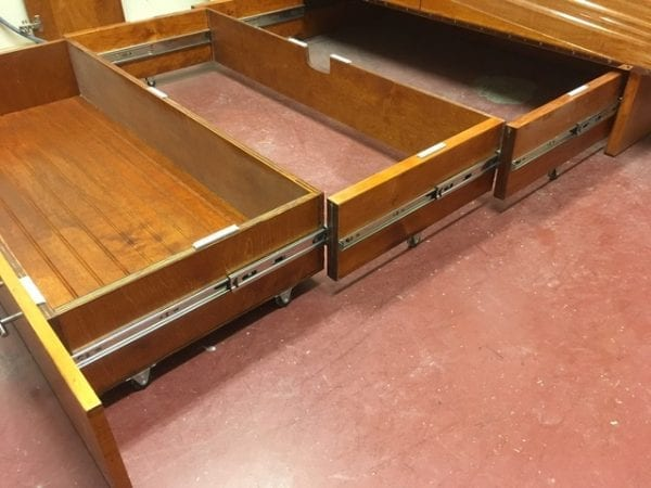 Cabinet Bed made in canada
