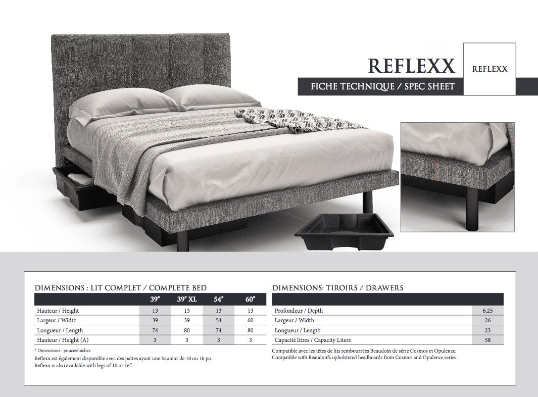 Picture of: Reflexx Platform Custom Made Upholstered Bed Frame L Furniture Kelowna