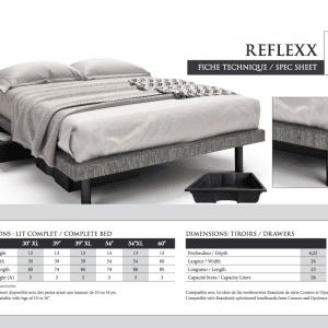 reflexx spec sheet