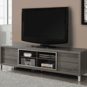 Q011 TV STAND TAUPE