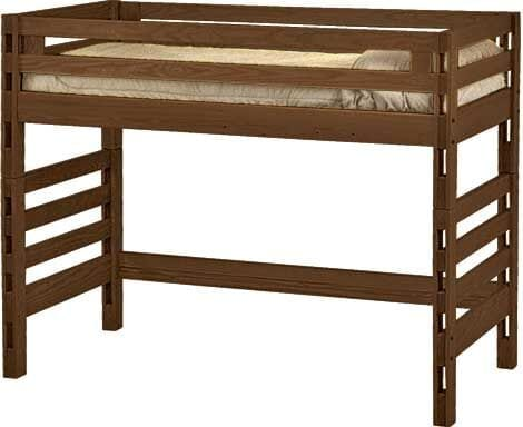 4005A loft bed twin