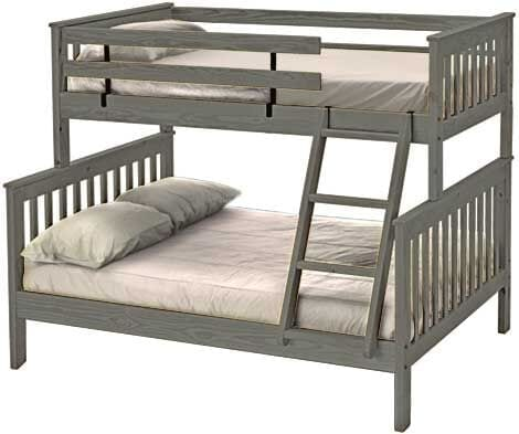 4706 twin over full bunk bed