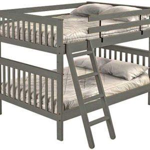 4707 Full over Full bunk bed