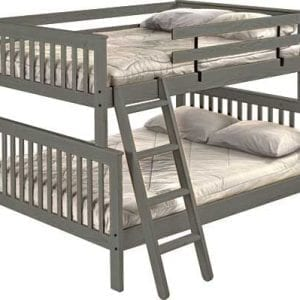 4778 Full XL over queen bunk bed
