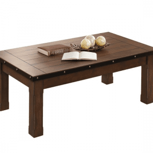 MC 400 coffee table solid wood