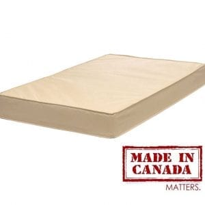HealthCare foam mattresses are the ultimate in durability, featuring a waterproof hospital grade vinyl cover.