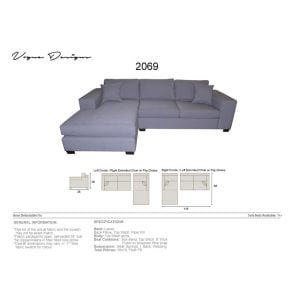2069 sectional
