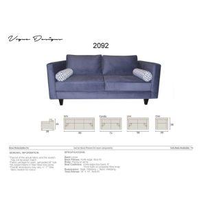 2092 sofa