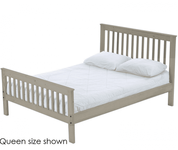 mission bed GRAPHITE
