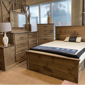 whistler bedroom set