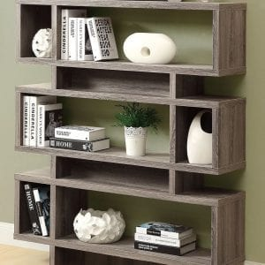 GREY SHELVES