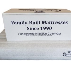 Bed in a box - Hand Made in Canada