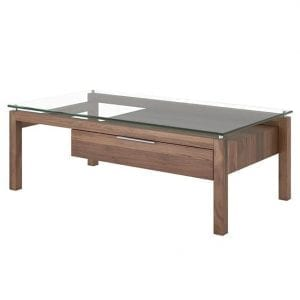 SARA COFFEE TABLE - HAND MADE IN QUEBEC