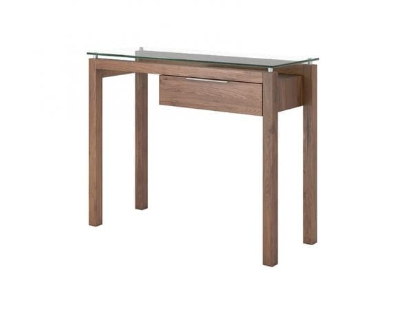 SARA Console table - Solid wood and hand made in Canada