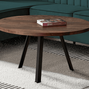 """Round coffee table 36""""D"""