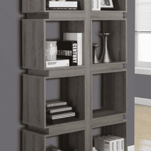 "Shelving 71"" Grey or white"