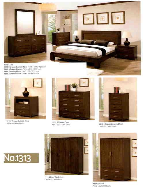 No 1313 Maple Wood Custom Made, Custom Made Bedroom Furniture Sydney