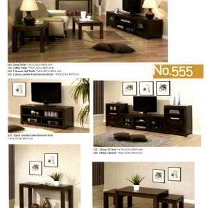 555 solid maple occasional furniture